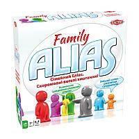Игра настольная Tactic Alias Family (54336)