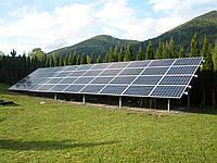 Сетевая солнечная станция на инверторах REFUsol (Германия), 10кВт