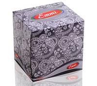 Косметичні серветки в картонній коробці Royal 80 шт ТМ Emmi