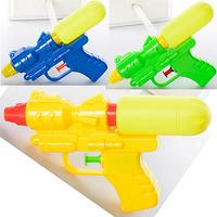 Водяной пистолет M 2845  размер маленький, 17,5см, 3 цвета, в кульке FFN