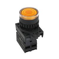Кнопочные выключатели (выступающего типа с подсветкой), Ø 22/25 мм