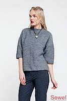 Вязаный женский свитер, джемпер