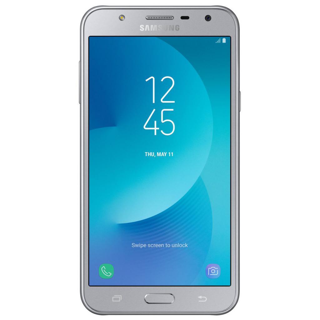 Телефон Samsung J701F Galaxy J7 Neo Silver (SM-J701FZSDSEK)