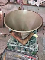 Нанесение тефлонового, антиадгезионного, антипригарного покрытия на конуса, бункеры.
