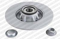 Тормозной диск задний С4/308 SNR KF159.61U