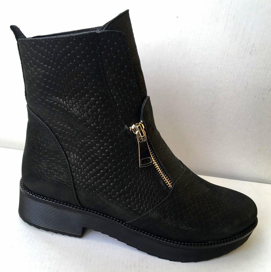 93d6a479ecbc Женские весенние ботинки на две зейки