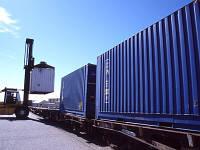 Ж\Д транспортировка тарных грузов
