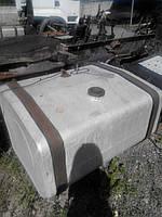 Бак топливный стальной б/у 400 литров на разборке тягачей