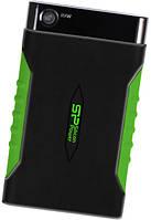 НАКОПИТЕЛЬ SILICON POWER ARMOR A15 1 TB USB 3.0 BLACK