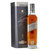 Виски Бленд Шотландия  Джони Уокер Пла Лтинумейбл 0.7л Johnnie Walker Platinum Label