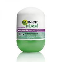 Garnier Mineral роликовый дезодорант Активный Контроль