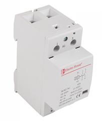 Контактор модульный Electro House 40А 230V 2 нормально открытых контакта