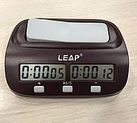 Шахматные часы. Электронные часы фирмы Leap.