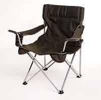 """Кресло """"Вояж-комфорт"""" d16 мм (зеленый Меланж)"""