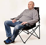 """Кресло """"Мастер карп"""" d16 мм (зеленый Меланж), фото 3"""