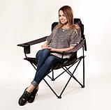 """Кресло """"Мастер карп"""" d16 мм (зеленый Меланж), фото 4"""
