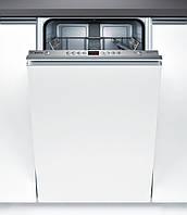 Посудомоечная машина Bosch SPV43M30EU (45 см, 9 комплектов посуды, встраиваемая)