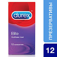 Презервативы Durex® Elite (особенно тонкие) №12