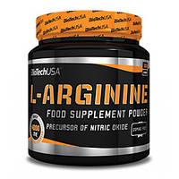 Аминокислота аргинин Arginine (300 г) BioTech USA