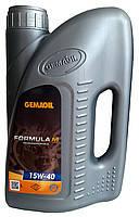 Масло GEMAOIL FORMULA M 15W-40, 12X1 LT