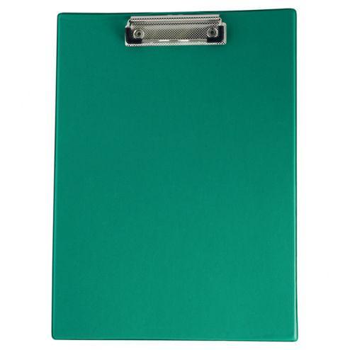 Планшет А4 PVC Buromax 3411_Зеленый