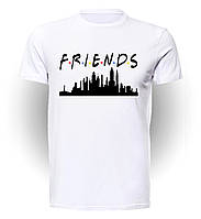 Футболка GeekLand Друзья Friends City F..01.001