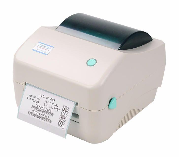 Принтер этикеток Xprinter XP-450B White (XP-450B)