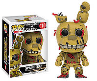 Фигурки 5 ночей с Фредди Funko Pop Five Nights at Freddy's - Spring Trap Toy Figure