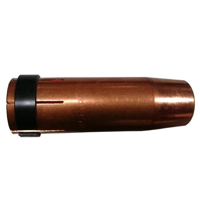 Газовое сопло коническое D16,0/76,0мм MB 401 / 501 / D GRIP