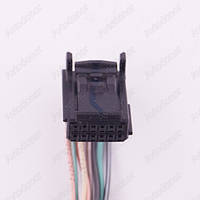 Разъем электрический 9-и контактный (18-10) б/у 1379662