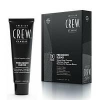 Система маскировки седины 2-3 уровень American Crew Precision Blend Dark