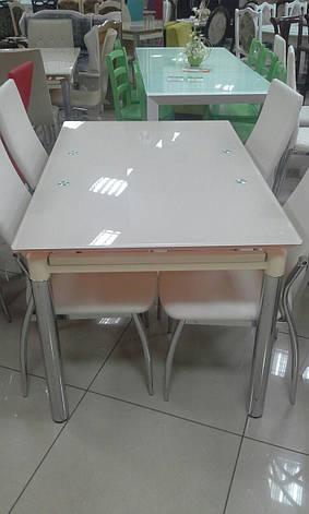 Стол ТВ 020 (без узора) (кремовый), фото 2