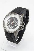 Мужские наручные часы (черный ремешок)