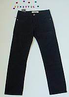 Черные джинсы  для мальчика  рост 146  см