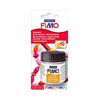 Лак для пластики Fimo глянцевый 35мл 8704 01BK