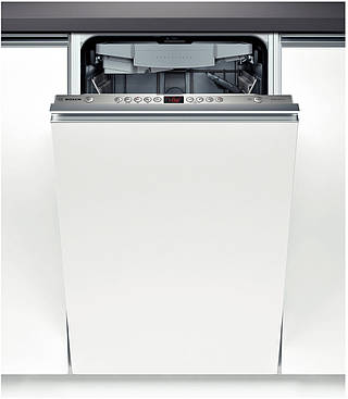 Посудомоечная машина Bosch SPV58M40EU (45 см, 10 комплектов посуды, встраиваемая)