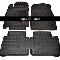 Коврики в салон Nissan Tiida (2007-2012)