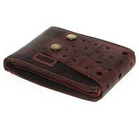Кожаный кошелек портмоне для денег Польша кожа