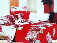 Комплект постельного белья Le Vele Aida Daily series сатин 220-200 см