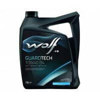 Масло моторное WOLF GUARDTECH 10W40 B4 5л