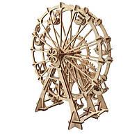 Деревянная сборная механическая 3D модель Wood Trick Колесо обозрения 190029