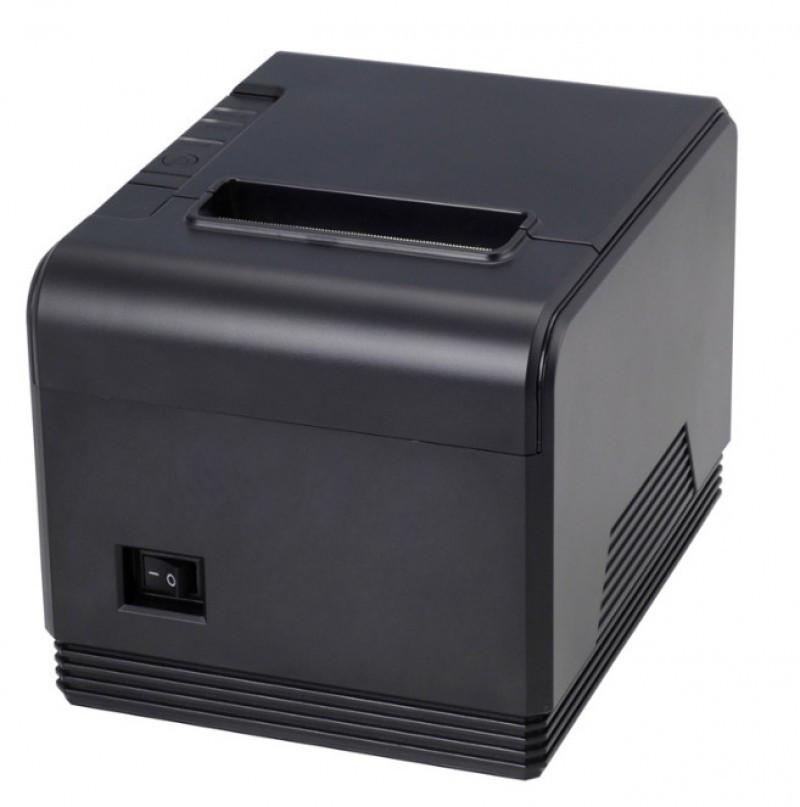 POS-принтер принтер чеків Xprinter XP-Q300 Black (XP-Q300) USB RS232 Lan з автообрізкою
