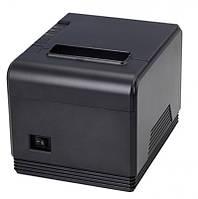 POS-принтер принтер чеков Xprinter XP-Q300 Black (XP-Q300) USB RS232 Lan с автообрезкой
