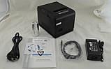 POS-принтер принтер чеков Xprinter XP-Q300 Black (XP-Q300) USB RS232 Lan с автообрезкой, фото 6