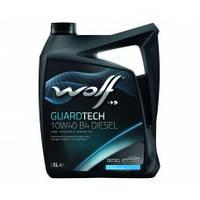 WOLF GUARDTECH 10W40 B4 DIESEL 5л