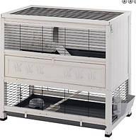 Деревянная клетка для кроликов COTTAGE LARGE.Ferplast