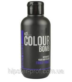 Тонирующий бальзам темно фиолетовый IdHair Colour Bomb Fancy Violet