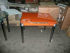 Стол ТВ 21 (без узора) (оранжевый), фото 3