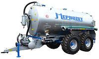 Ассенизационная машина Meprozet PN-1/12А (12300 л, оцинкованная), фото 1