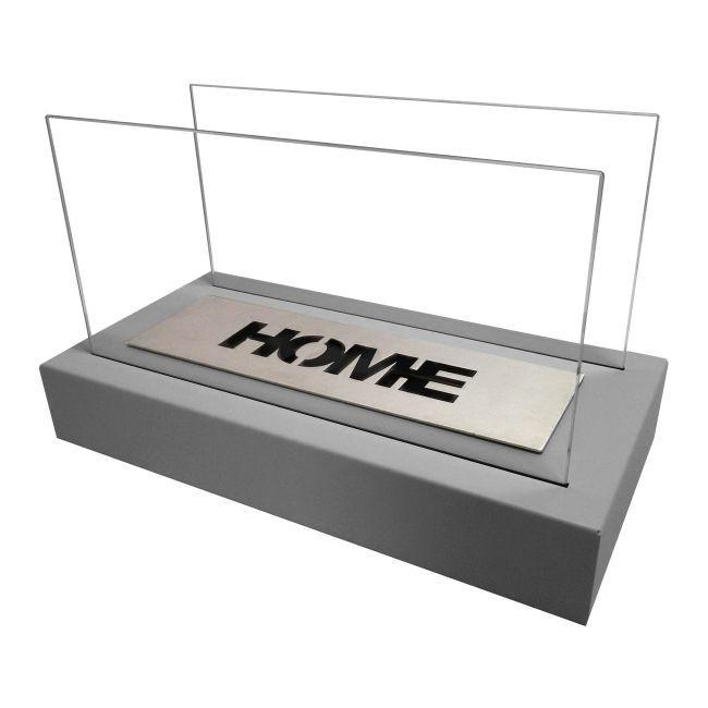 Биокамин  Nice-House Home -серый